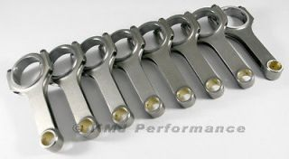 Big Block Chevy 6.135 H Beam Connecting Rods Bushed Pin   396 427 454