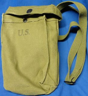 Thompson SMG Magazine Pouch 1stType JOHN B ROGERS PRODUCING CO 1943