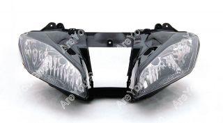 Headlight Head light Headlamp Assembly For Yamaha YZF 600 R6 2008 2012