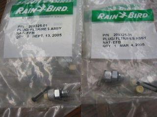 Newly listed Ten   Rain Bird Plug, Filter, Bonnet Assembly (209325 01)