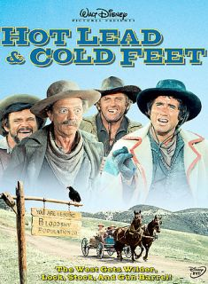 Hot Lead and Cold Feet DVD, 2004