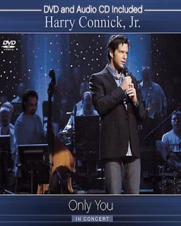 Harry Connick Jr.   Only You In Concert DVD, 2004