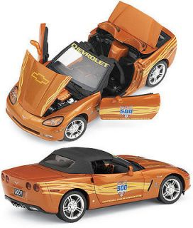 Franklin Mint 2007 Chevy Corvette Indy 500 Pace Car, LE B11E837