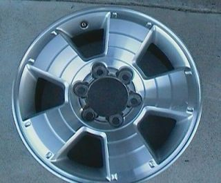 4Runner Tacoma 17 wheel rim OEM 2003 2012 HOLLANDER 69429, 69463
