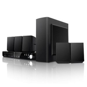 Coby DVD938 5.1 Channel DVD Home Theater System (Black) Brand New!