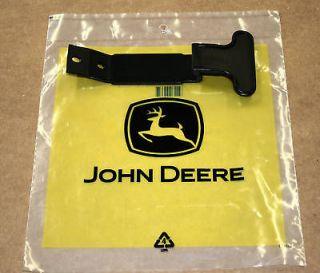 John Deere 717 727 737 757 Bagger Hopper Top Latch OEM