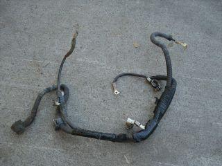 2005 Honda Civic Hybrid Battery Cables, Negative/Ground & Positive
