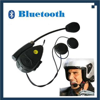 Good Motorcycle Helmet Bluetooth headset Intercom/FM/Radio/Phone/