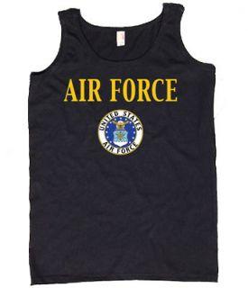 Ladies Tank Top * US United Staes Air Force USAF tshirt