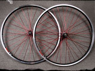 New Shimano Deore LX Hubs DH19 Rims Alexrims Wheel set Wheels with QR