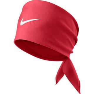 Nike Tennis Swoosh Bandana University Red/White 411317 657