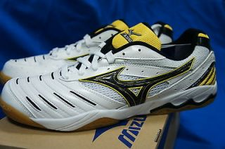 Mizuno Authentic Wave Medal 3 Table Tennis Shoes   New