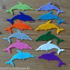 Felt Die Cuts   Dolphin   Baby   Kids   Clothes   Topper   Applique