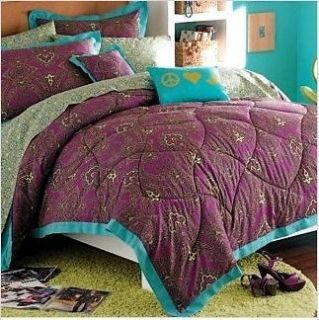 Madden   SYDNEY Pillows, Sheets, Shams, Comforter COMPLETE BED SET