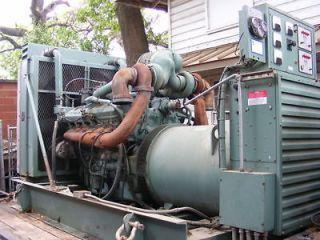 diesel generator in Business & Industrial
