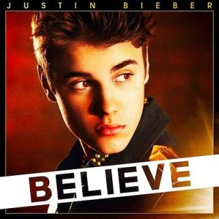 justin bieber believe deluxe cd 2012 16 tracks from china