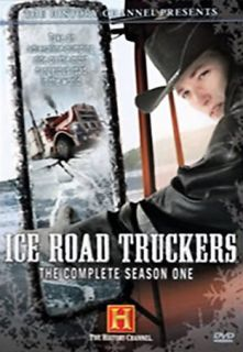 Ice Road Truckers   The Complete Season One DVD, 2007, 3 Disc Set