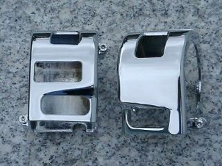 Newly listed Kawasaki Vulcan 900 2000 CHROME SWITCH HOUSING COVERS
