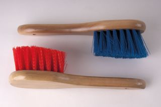 Bucket Brushes   Horse Riding Equestrian Equipment