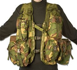 NEW Genuine Army Issue DPM Camo Operations Assault Vest