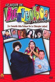 Lo Mejor de Bienvenidos   Sus Personajes DVD, 2005