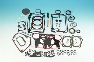 JAMES MOTOR GASKET KIT HARLEY EVO Big Twin Motor Engine 1992 1999