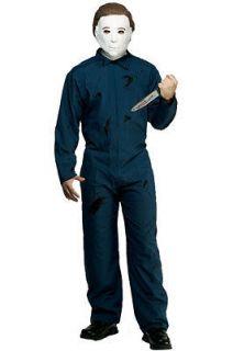 halloween michael myers adult costume size l 46 48