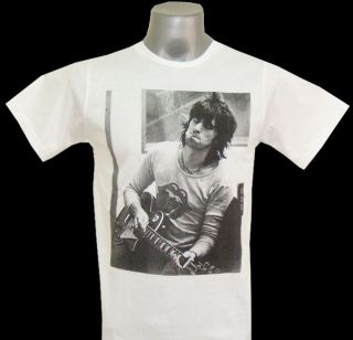 Keith Richards Ciggi Tee T Shirt T Shirts Size S,M,L,XL