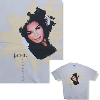 janet jackson tour in Entertainment Memorabilia