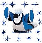 Webkinz Secret Code Tag ~Lil Kinz Blue Jay ~ Secret Code ~ Tag Only ~