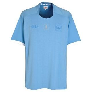Umbro Manchester City FA Cup Winners Tonal Home Soccer Jersey