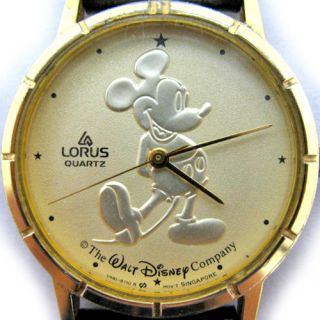 mickey mouse watch in Watches, Timepieces