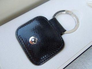 KEY RING (FOB) MONTBLANC LA VIE DE BOHEME BLACK   101744