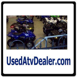 Used Atv Dealer ONLINE WEB DOMAIN FOR SALE 4 USED WHEELER/OFF ROAD