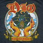 DIO 1985 SACRED HEART TOUR T SHIRT M RONNIE JAMES CONCERT TEE 80S ORIG