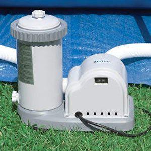 1500 GPH Gallon 56635EG Easy Set Swimming Pool Filter Pump w/Timer