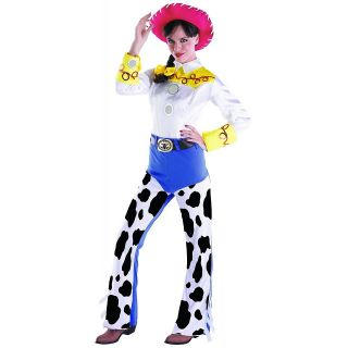 Deluxe Jesse Toy Story Adult Womens Disney Cowgirl Halloween Costume