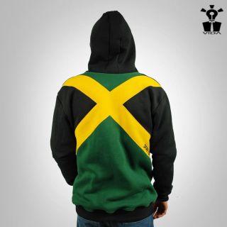 Reggae Jamaica Lion of Judah VIDA shirt Marley jacket jamaican ska