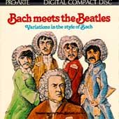 Bach Meets the Beatles by John Composer Piano Bayless CD, Pro Arte