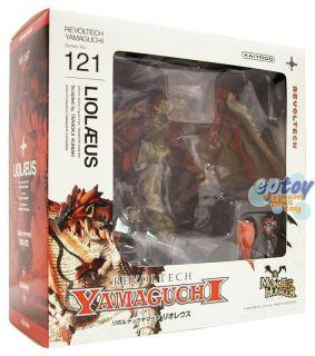 Monster Hunter   Revoltech Liolaeus Action Figure by Kaiyodo