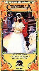 Faerie Tale Theatre   Cinderella VHS