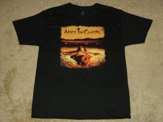 Alice in Chains Dirt S, M, L, XL, 2XL Black T Shirt