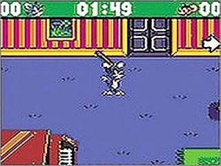 Tom and Jerry Mouse hunt Nintendo Game Boy Color, 2001