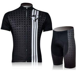 Men Boys Cycling Bicycle Suits Jersey Shorts Bike Riding Set Wear