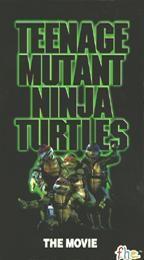 Teenage Mutant Ninja Turtles   The Movie VHS, 1990