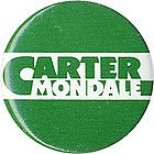 1977 President Jimmy Carter VP Walter Mondale Limited Edition