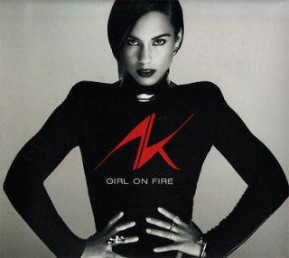 Alicia Keys Girl On Fire CD [Digipak Version] 2012 RCA * NEW * STILL
