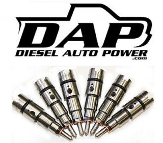 200hp performance injectors dodge ram cummins 24v 200