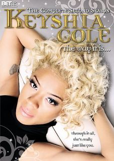 Keyshia Cole The Way It Is   The Complete Second Season DVD, 2008