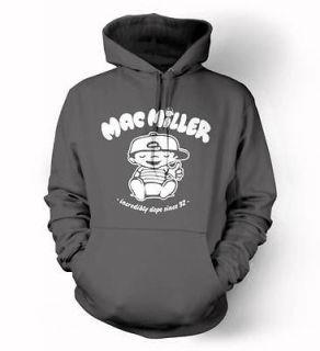Mac Miller Incredibly Dope Hoodie ymcmb gang High Life weezy wayne